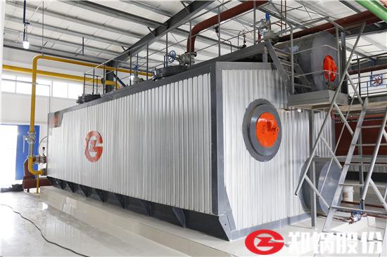 北京SZS型20吨低氮燃气锅炉参数和运行成本