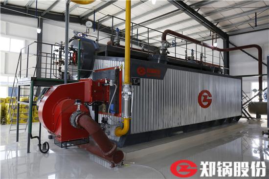 30吨1.0Mpa天然气热水锅炉技术参数、价格