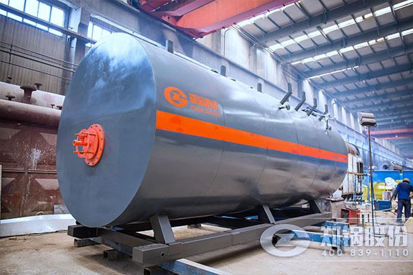 服装厂用WNS型5吨低氮燃气蒸汽锅炉型号