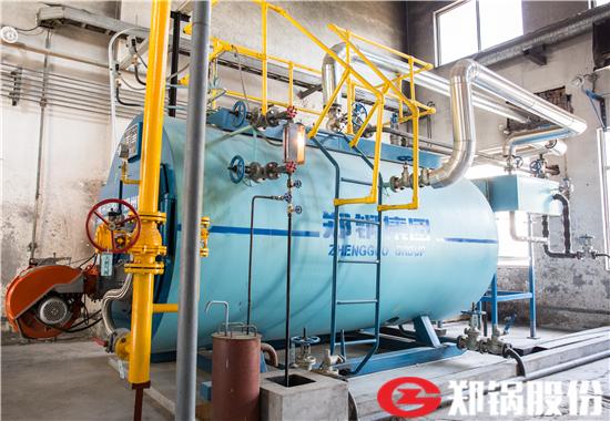 青岛锅炉价格 3吨2.1MW燃气热水锅炉供暖