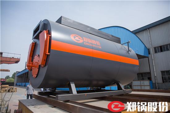 6吨天然气热水锅炉的供暖面积是多大?