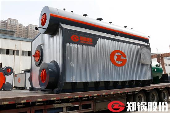 内蒙古8万平住宅供暖用几吨的热水锅炉?