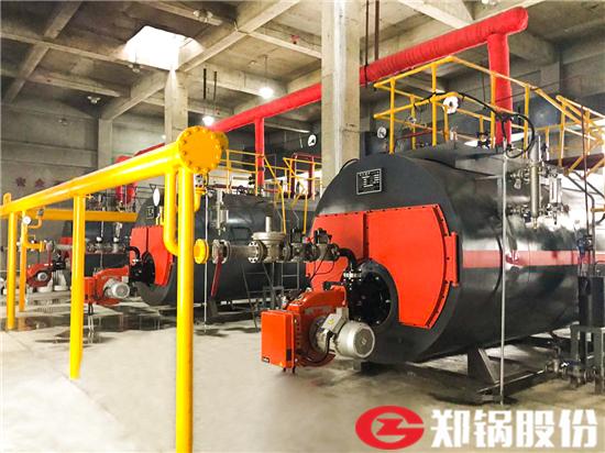 新疆乌鲁木齐市燃气锅炉大气污染物排放标准